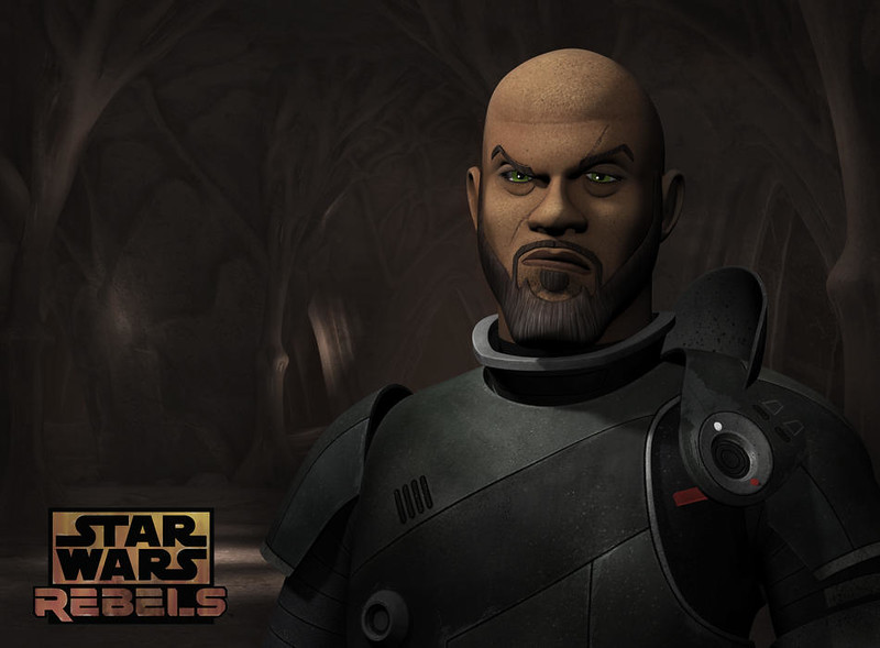 Forest Whitaker to join cast of STAR WARS REBELS for Season Three