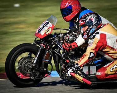 2014 Sidecar Racing @ Loudon