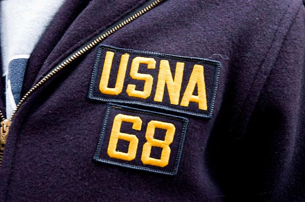 Navy vs. Notre Dame Oct 2006