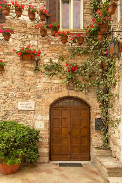 Franciscan Convent , Assisi , Umbria