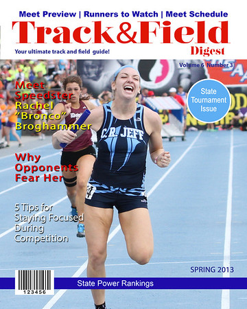 Track and Field Covers