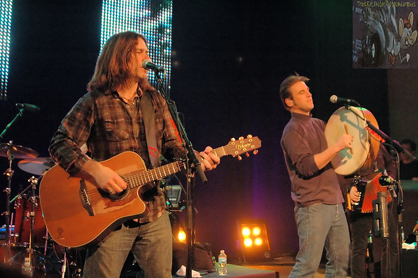 Great Big Sea at the Vogue in Indianapolis - March 18, 2010