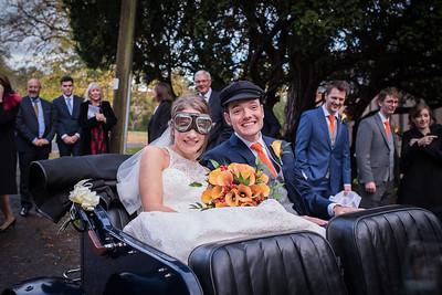 Carla & Simon Wedding