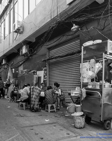 Saigon Street Photography with Sony A6000