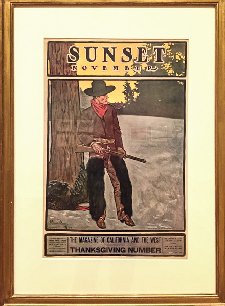Met Sunset Magazine Covers