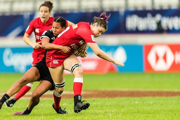 Canada - HSBC 7s Paris 2018 - Men and Women games