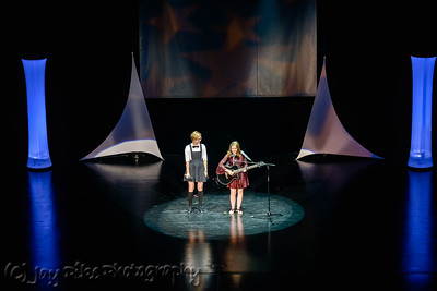 Act 09 - Rebecca Allen and Hannah Powless