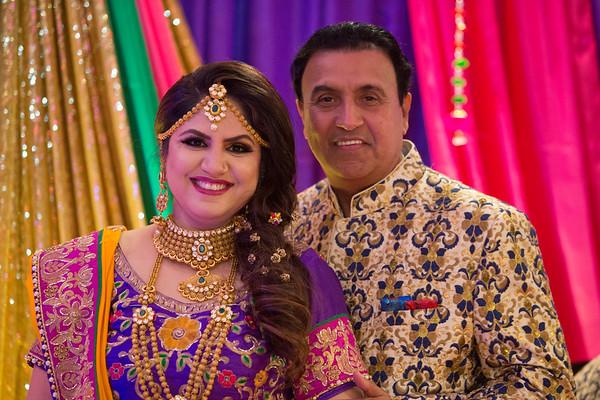 Ravi & Tuhina 25th Anniversary Sangeet