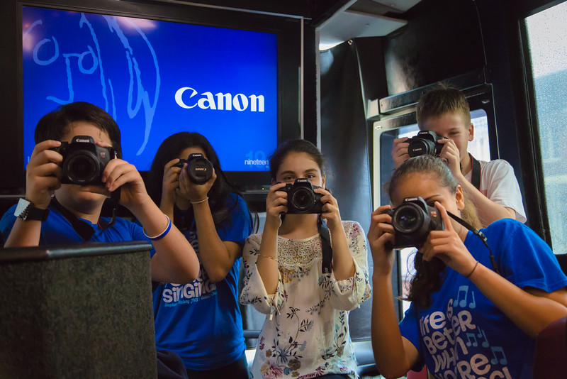 2016_10_21, Canon, JHS157, Rego Park, StudentSession, Bus, Interior, Canon Experience