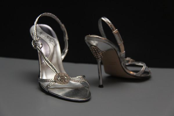 9.18.13 Wild Rose Silver Sandals
