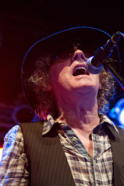 Ian Hunter at the Highline Ballroom 9/14/12