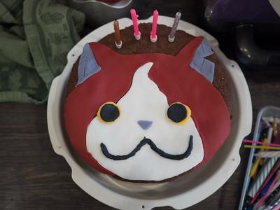 20180614 Micah's birthday