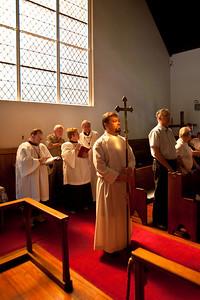 Baptism Service - Mackenzie Jean Downing
