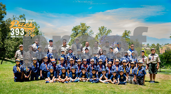 2017 Chino Hills Cub Scout Pack 393