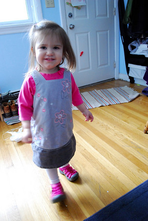 Esme's New Shoes