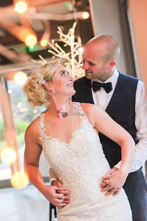 Olivia and Dan's wedding photography Yorkshire Wedding Barn