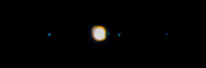 Jupiter and the Galileans