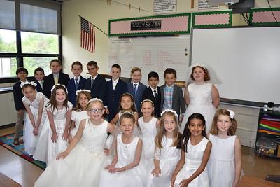 1st Communion Celebration Day