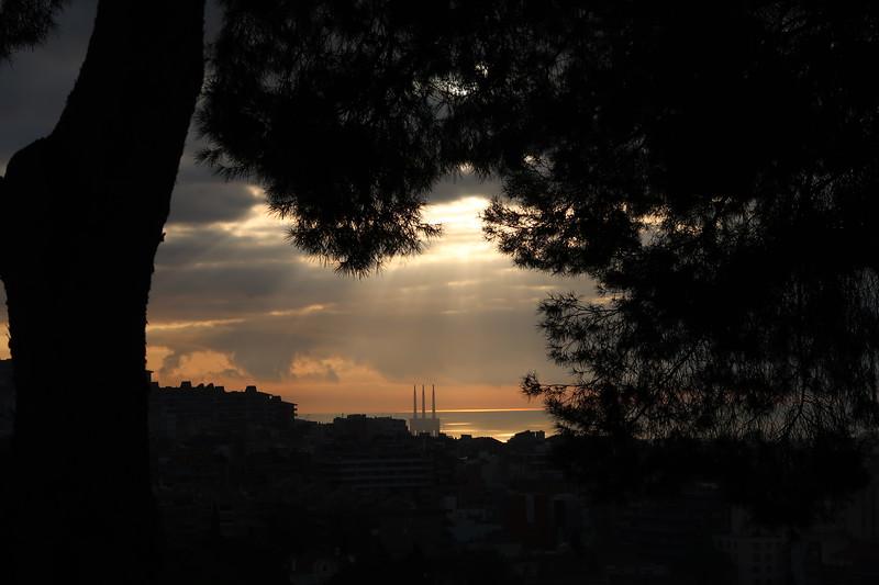 Barcelona Silhouette (5).JPG