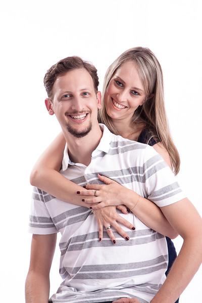 Katia e Tiago