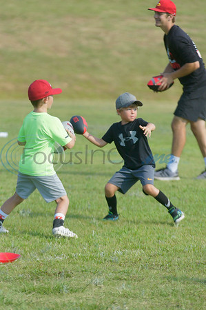 TVCC Youth Football Camp 2020 by Travis Tapley