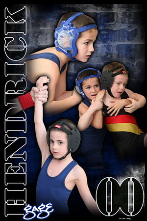 Wrestling Poster Choices