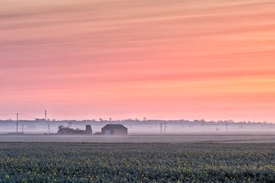 Fenland Sunrise April 2016
