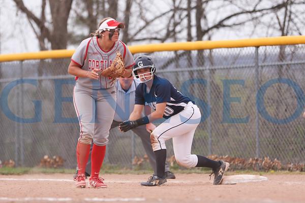 Softball vs. Cortland (SUNYAC Championship)