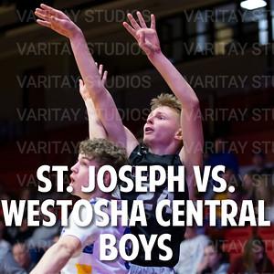 St. Joseph vs. Westosha Boys