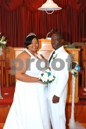 Mt Olive Seale Wedding