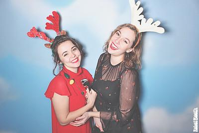 12-13-18 Atlanta Delta Flight Museum Photo Booth - CallRail Holiday Party 2018 - Robot Booth