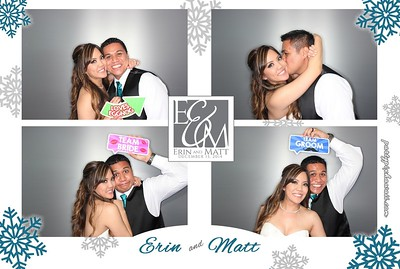 Erin & Matt's Wedding (Luxury Photo Pod)