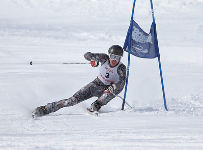 Section V Boys Giant Slalom (Sectionals) 2-8-10