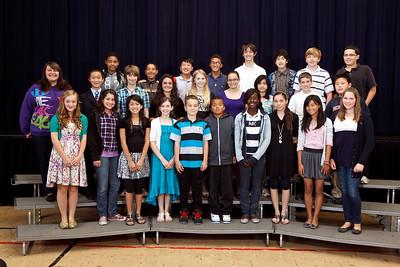 RCS MS Academic Awards - June 9, 2011