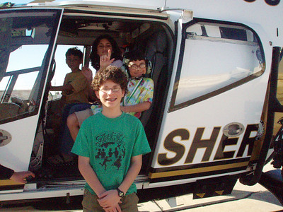 2008-04-15 Kirk, Neil & kids visit - Austin's 19th bday
