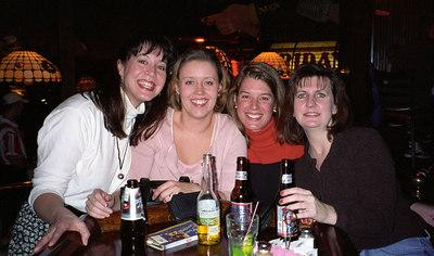 Sandy's Bachelorette Party