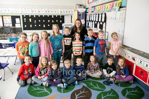 Teacher Of The Year -  Rachel Howell 03-20-15