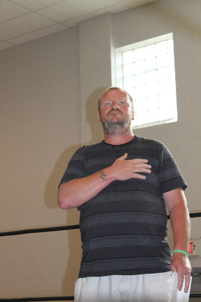EGW, Elite Generation Wrestling Show, Salvation Army, Tamaqua (7-23-2011)