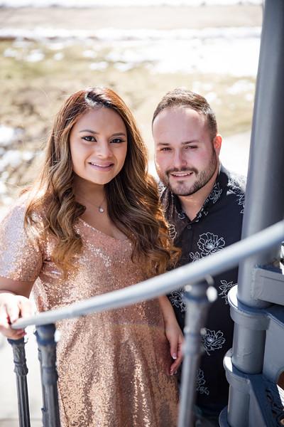 Matt and Claudia Engagement - Boulder, CO