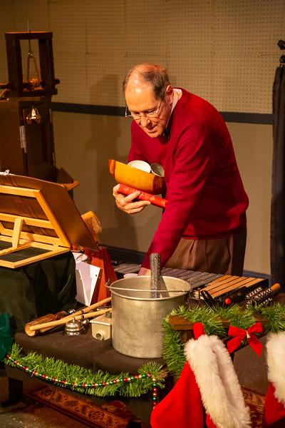 Christmas Carol Radio Act 2