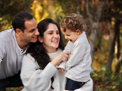 Family: Gonen and Kellie