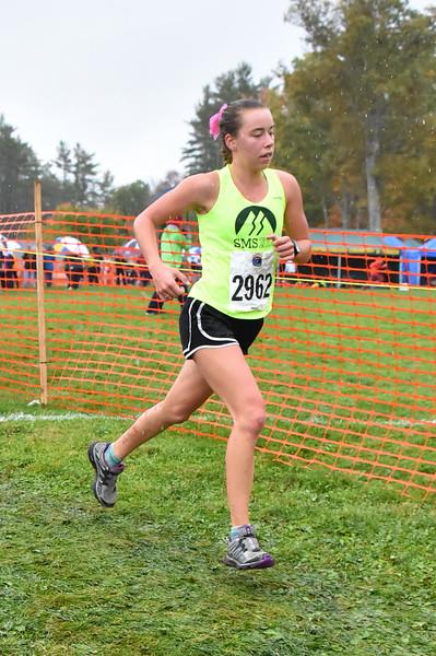 Girls 1 Woods Trail Run 10/4/14
