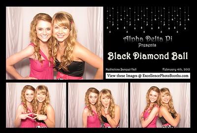 Alpha Delta Pi Black Diamond Ball
