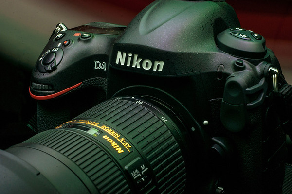 Nikon D4 - My new workhorse