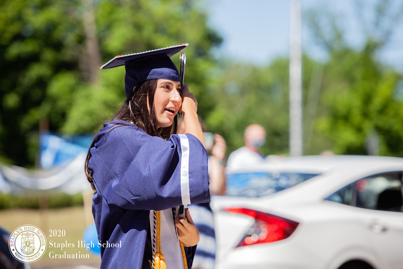 Dylan Goodman Photography - Staples High School Graduation 2020-159.jpg