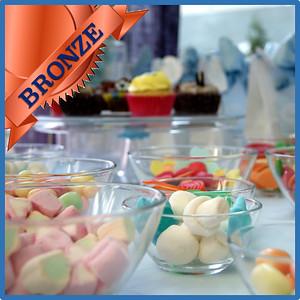 42802 Candy bar Bronze