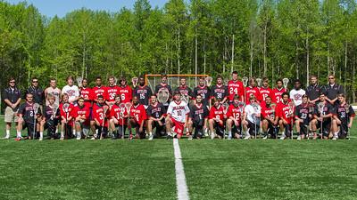 2014 BHS Lacrosse Team Photos