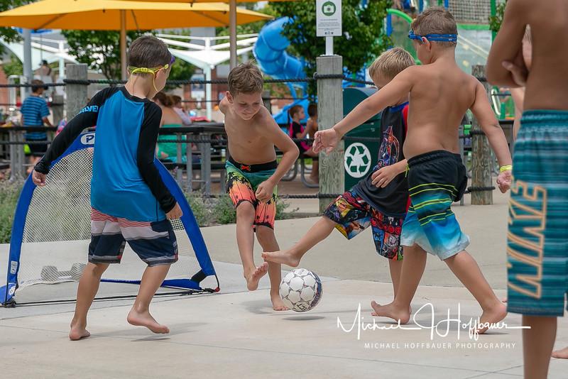 Futsal demonstration_7/26/18