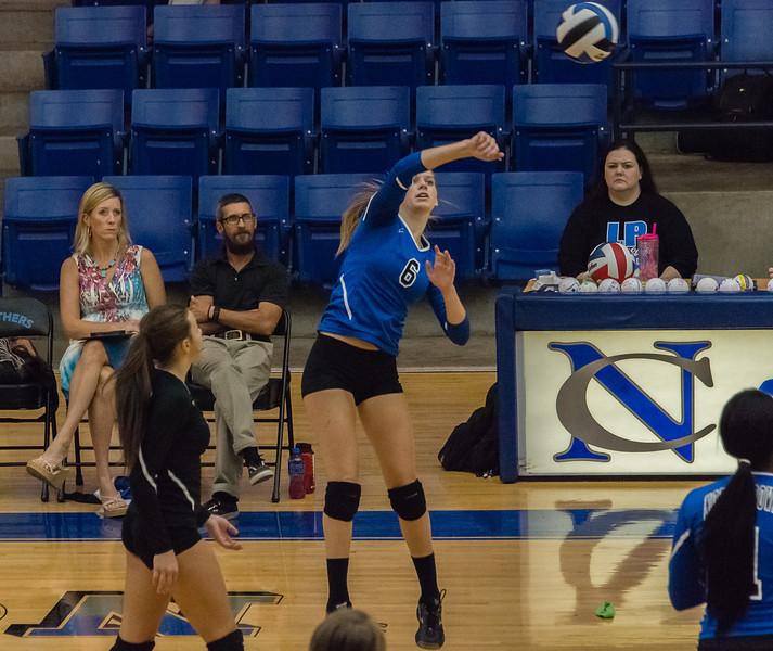 Varsity Volleyball vs  Keller Central 08_13_13 (320 of 530)