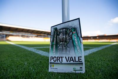 Port Vale v Burton (Carabao Cup) 13.08.19